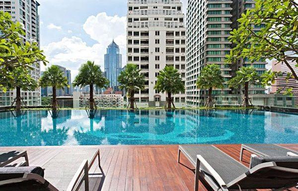 Q-Langsuan-Bangkok-condo-swimmingpools